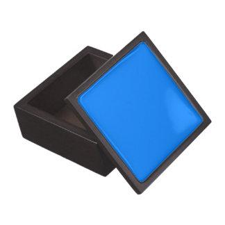 Azurblauer Normallack fertigen es besonders an Schachtel