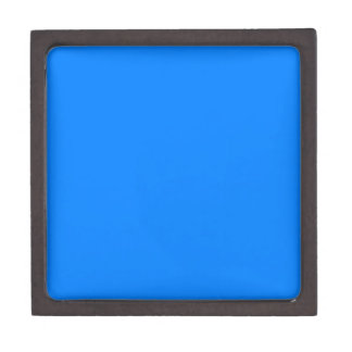 Azurblaues Blau Schachtel