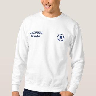 Azzurri Italien Sweatshirt für italienische Fans