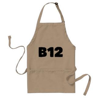 B12 SCHÜRZE