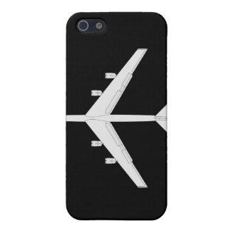 B-52 Bomber - Draufsicht Hülle Fürs iPhone 5