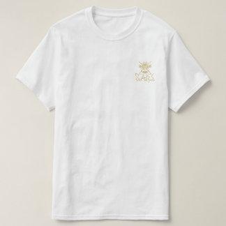 B.A.R.S. Goldflecken-T-Stück T-Shirt