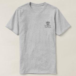 B.A.R.S. Schwarzes Flecken-T-Stück T-Shirt
