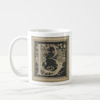"""B-"" AnfangsTasse ~ klassischer Entwurf James Kaffeetasse"