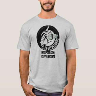 B.D. UNTERSCHRIFTEN-T-STÜCK T-Shirt
