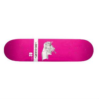 B-G_Deck_Magenta2 Skateboard Bretter