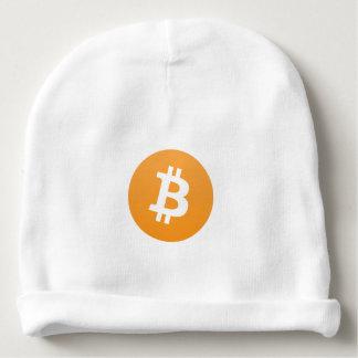 B ist für Bitcoin! Babymütze