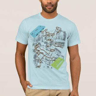 B-Jungekassetten-Kampf (grau) T-Shirt