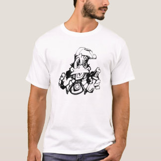 B - Jungen-Ente T-Shirt