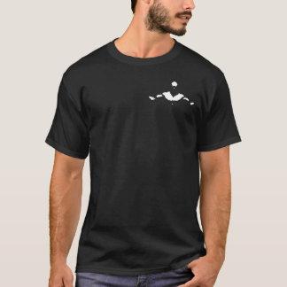 B.R.A.W.L das Insigna schwarzen T-Stücks Prahler T-Shirt