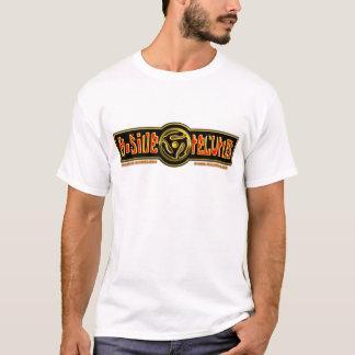 B-Seiten-Platten T-Shirt