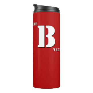 B-Team-Trommel Thermosbecher