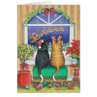 B u. Anmerkung T #36 Weihnachts Karte