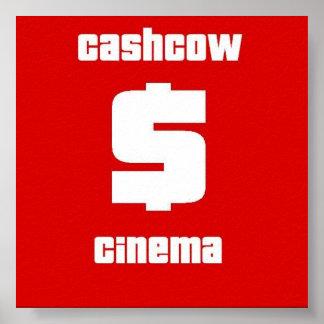 B U.P: Cashcow Kino-Plakat