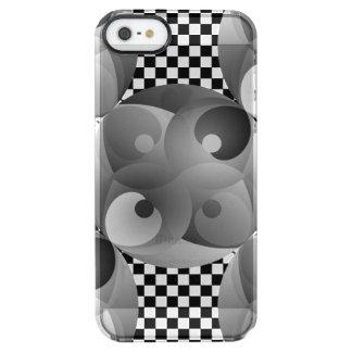 B/W Balance Durchsichtige iPhone SE/5/5s Hülle