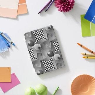 B/W Balance iPad Mini Cover