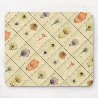 B.W. Bettss geometrische Psychologie Mousepads