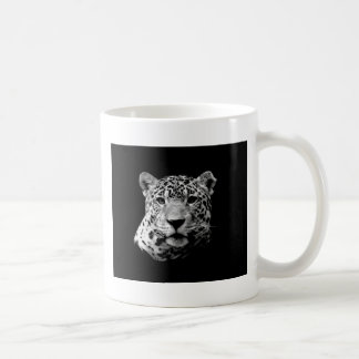 B&W Jaguar Kaffeetasse