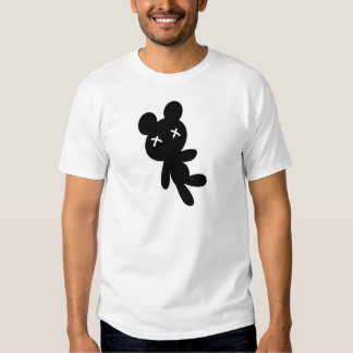 B&W kleiner toter Teddybär T Shirts
