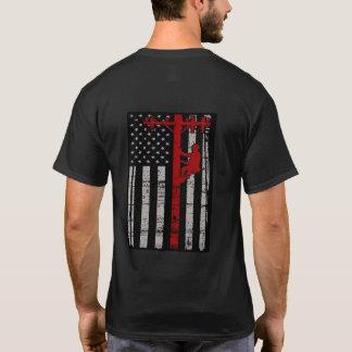 B&W Störungssucher-T-Shirt T-Shirt