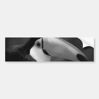 B&W Tucano Vogel Autoaufkleber