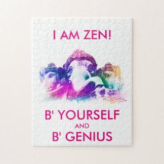 B' Yourself & B' Genius Puzzle