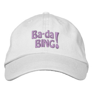 BA-DA BING! Kappe