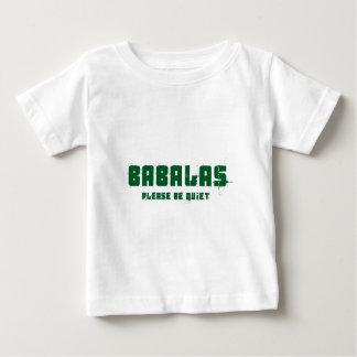 Babalas ist bitte - südafrikanischer Jargon ruhig Baby T-shirt