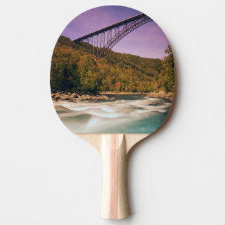 Babcock Staat Park West Virginia, Tischtennis Schläger