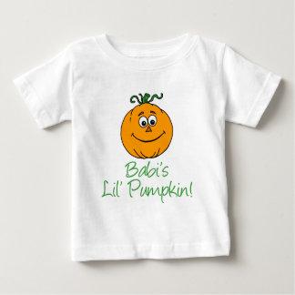 Babi wenig Kürbis Baby T-shirt