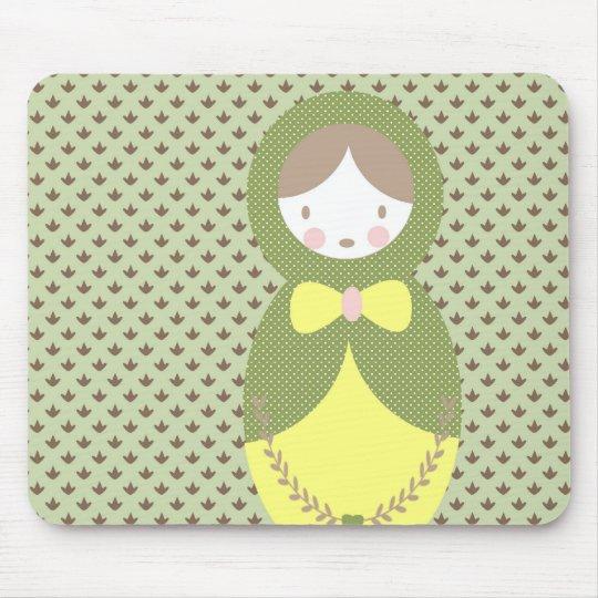 Babuschka Mouse Pad ♥ Mousepads
