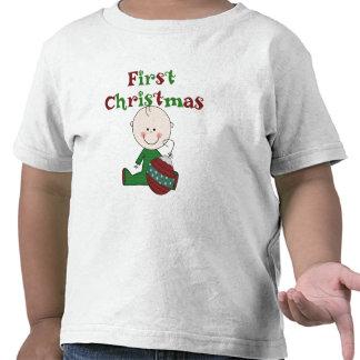Baby-1. Weihnachtst-shirts und -geschenke
