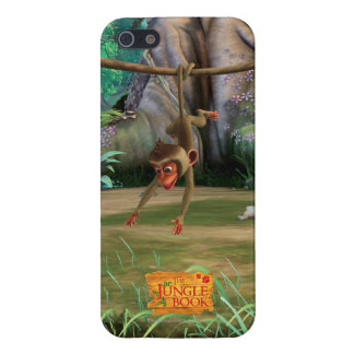 Baby-Affe iPhone 5 Cover