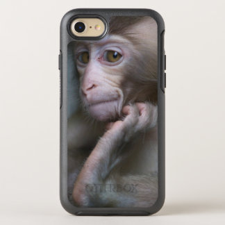 Baby-Affe OtterBox Symmetry iPhone 8/7 Hülle