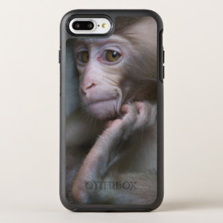 Baby-Affe OtterBox Symmetry iPhone 8 Plus/7 Plus Hülle