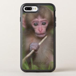 Baby-Affe OtterBox Symmetry iPhone 8 Plus/7 Plus Hülle