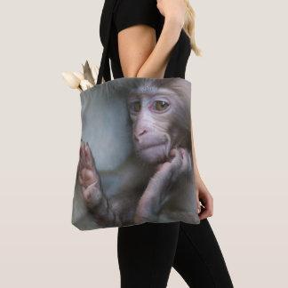 Baby-Affe Tasche