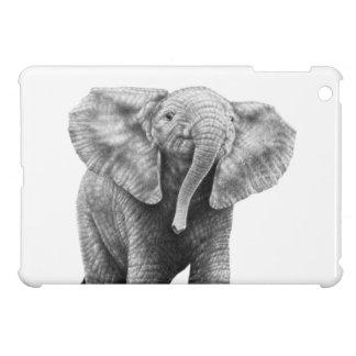 Baby-afrikanischer Elefant iPad Mini Schale