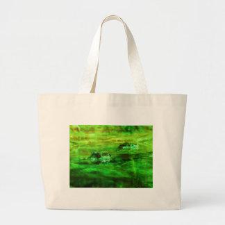 Baby-Alligatoren Tasche