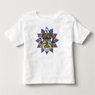 baby an~ordnen dog sie an kleinkind t-shirt