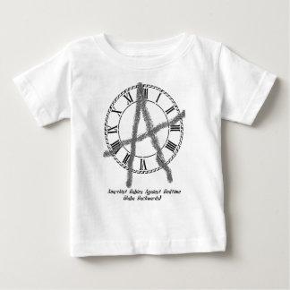 Baby-Anarchisten Baby T-shirt