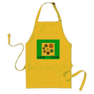 Baby-Arbeit 2, Liebe, Koch Schürze