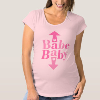 Baby-Baby-Mutterschaft T Shirt