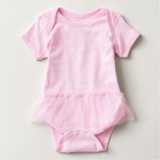 Baby-Ballettröckchen-Bodysuit Babybody