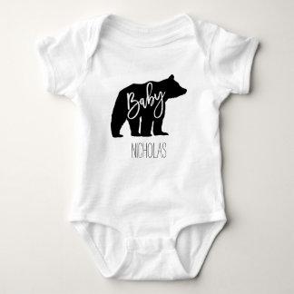 Baby-Bär Baby Strampler