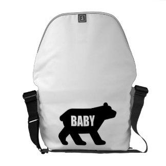 Baby-Bär Kuriertaschen