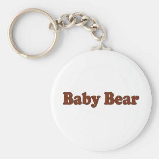 Baby-Bär Schlüsselanhänger