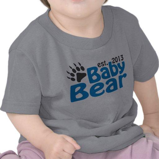 Baby-Bärn-Junge 2013 Shirts