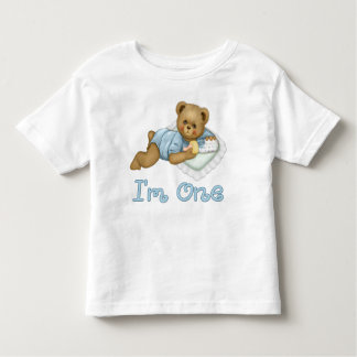 Baby-Bärn-Junge einer Hemd
