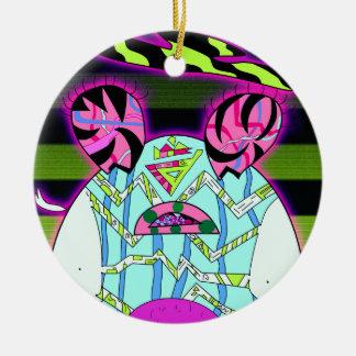 Baby-Bauch Keramik Ornament